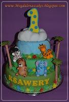 Dla chłopców.       Birthday Cakes For Boys.