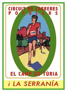 VII CIRCUITO CAMP DEL TURIA Y LA SERRANÍA