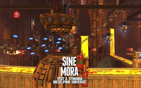 Sine Mora full apk game