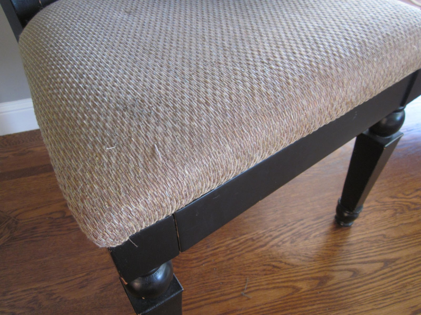 Fabric To Reupholster Dining Room Chairs From Foothills To Fog Reupholstered Dining Room Chairs
