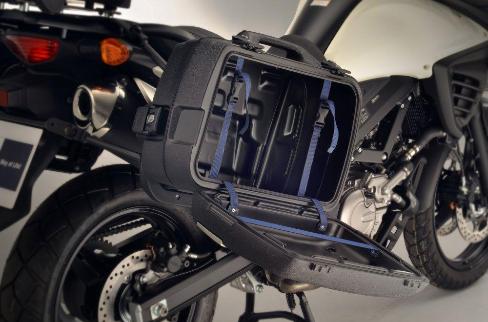 Autoesque  V Strom accessory packs