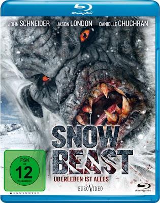 Snow Beast (2011) BluRay 720p BRRip 550MB