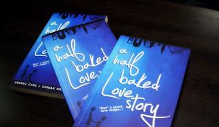 Read A Half Baked Love Story By Anurag Garg