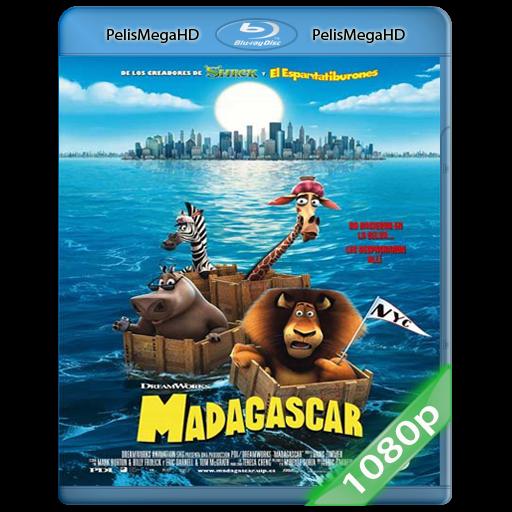 MADAGASCAR (2005) 1080P HD MKV ESPAÑOL LATINO