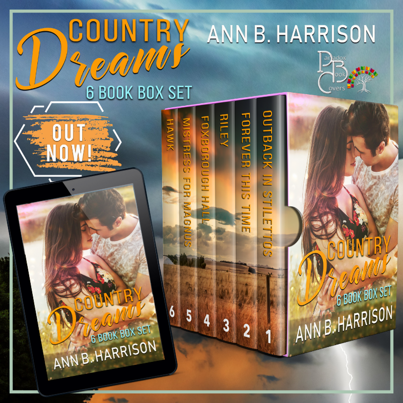 Country Dreams - Six books