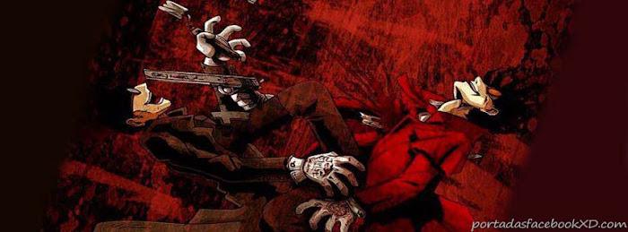 Vampiro Alucar, hellsing, anime, portada de facebook