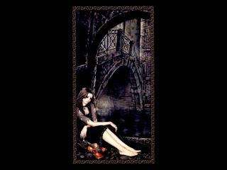 Beneath The Bridge Dark Gothic Wallpaper