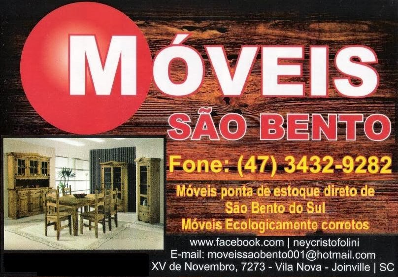 MÓVEIS SÃO BENTO