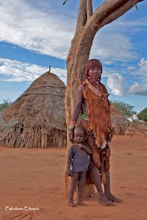 Etnia Hamer Fabulosa Etiopia-