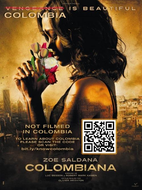 Colombiana New Movie New Flick Colombiana