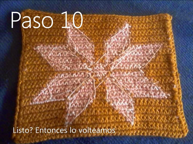 Bolso Naranja Paso 10