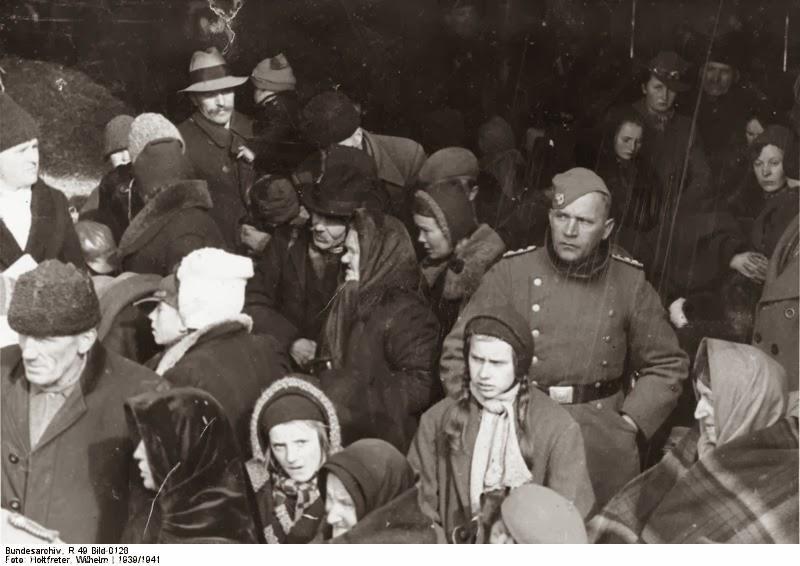 Poloneses Expulsos pelos Nazistas