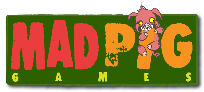 Mad Pig Games Blog