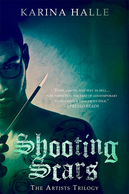 COVER REVEAL: Shooting Scars by Karina Halle