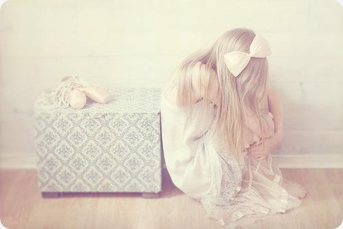 Meninas Chorando