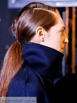 peinados 2015 colas de caballo