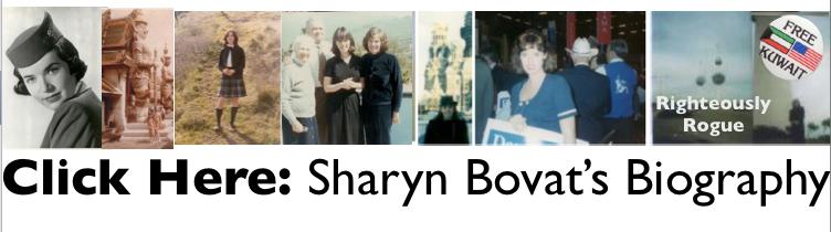 Sharyn Bovat's Bio