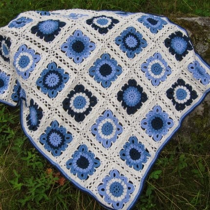 Seaside Blues - Free Pattern