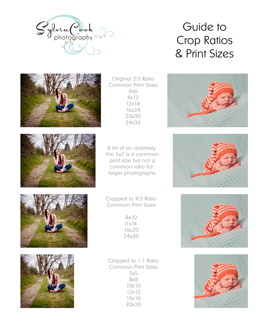 cropping ratios