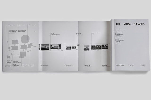 Architecture thesis book design