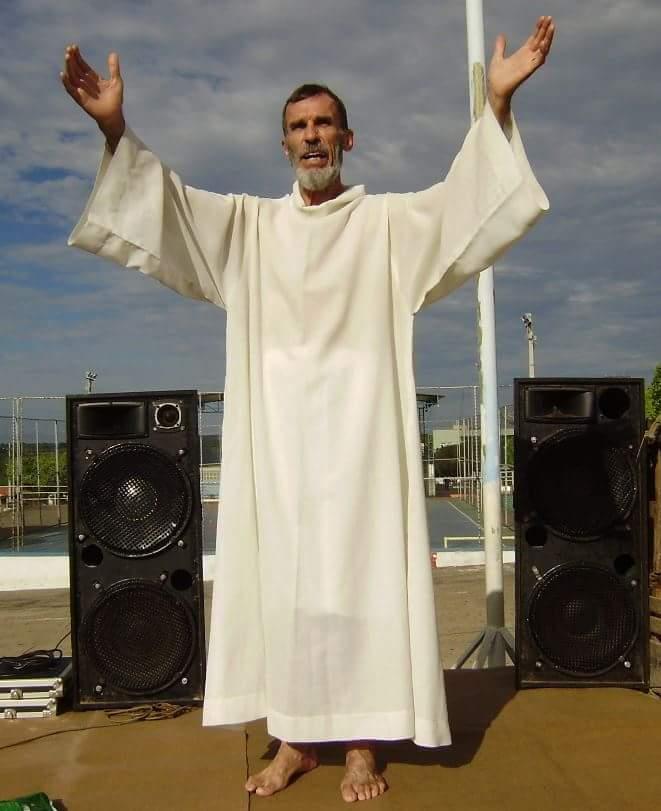 Rio do Pires em Luto: Morre Padre Jacques Schvartz