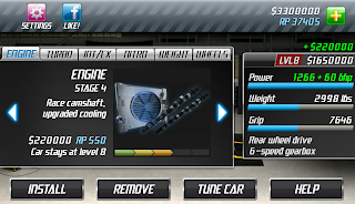 Drag Racing MOD v1.6.7 APK(Unlimited Money+RP)