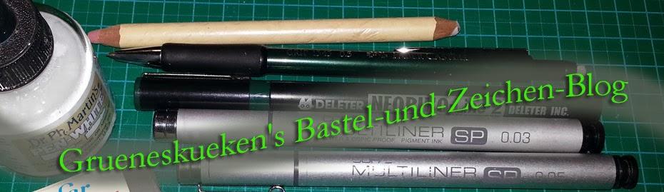 Grueneskueken's Bastel-und-Zeichen-Blog