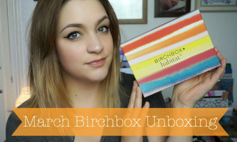 youtube, video, review, birchbox uk, unboxing