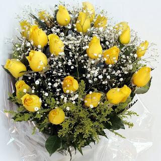 buque-de-rosas-amarelas-4