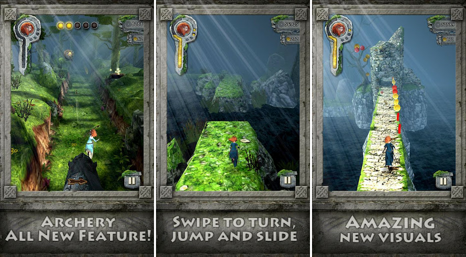 [Android] Temple Run: Brave v1.1.3 [������, �����, ENG]