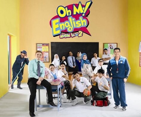 Tonton Oh My English Musim 2 Episod 1