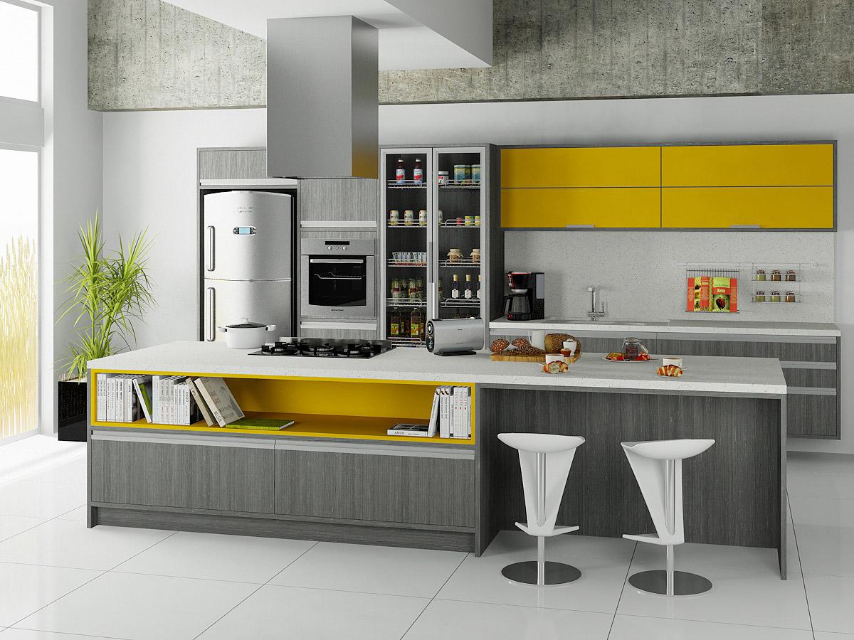 Vamos Casar: Cozinha Casa Nova #B79304 1200 900