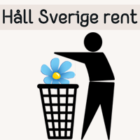 HÅLL SVERIGE RENT!