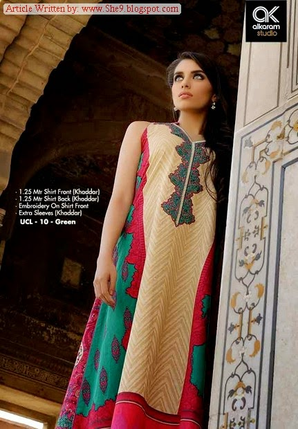 Designer Umar Sayeed Winter-Fall Dress Collection