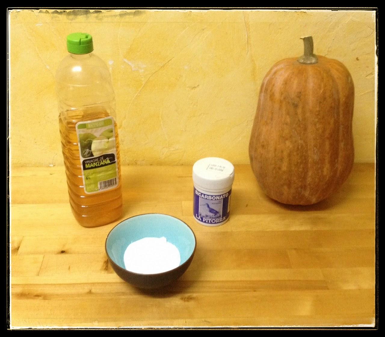 No poo: lavarse el pelo con bicarbonato y vinagre