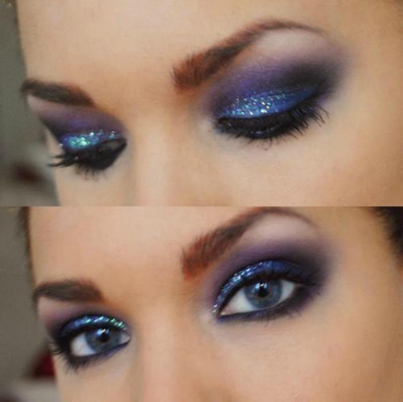 Beauty Galaxy Eyes