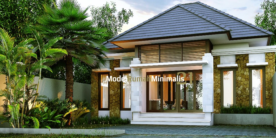 Desain Rumah Minimalis 2 Lantai Luas Tanah 90M2