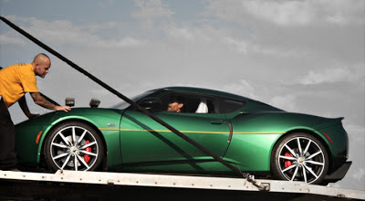 Lotus Evora Belonging to Bob Lutz Up for Sale!
