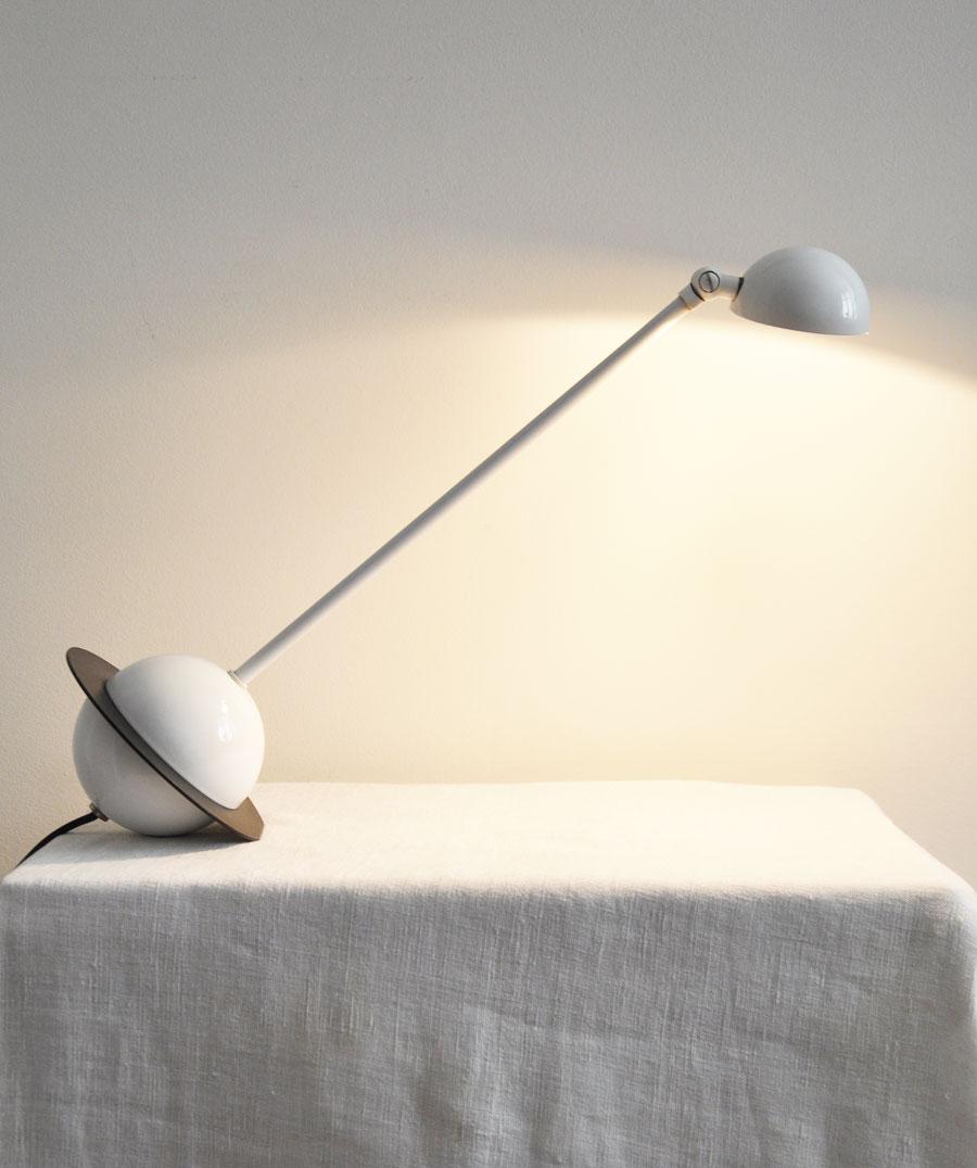 lampe de bureau halog ne des ann es 80 l 39 amateur eclair. Black Bedroom Furniture Sets. Home Design Ideas