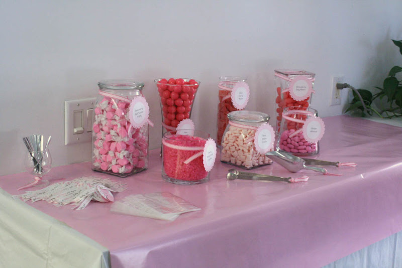 KT Designs: {Real Parties} Baby Shower Decorations