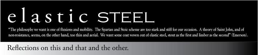 Elastic Steel