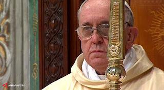 Paus baru Vatikan 2013