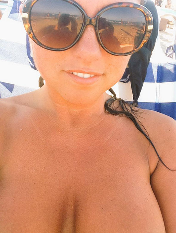Nicole sherzinger boob job