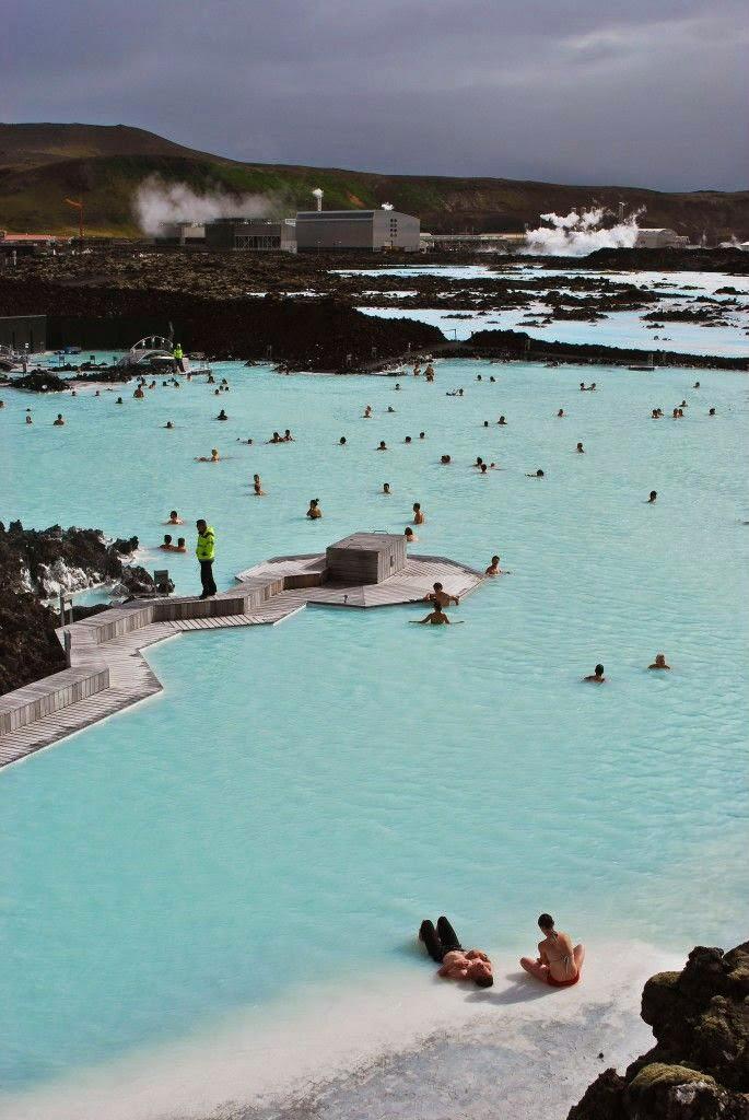 The Blue Lagoon, Iceland