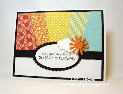 Designed by Lori Tecler-Inking Aloud-stamps and dies from Lil' Inker Designs