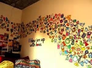 decorar las paredes del cuarto con calcomanías, decorar las paredes del dormitorio con calcomanías, decorar las paredes del dormitorio con pegatinas, ideas para decorar con pegatinas mi cuarto