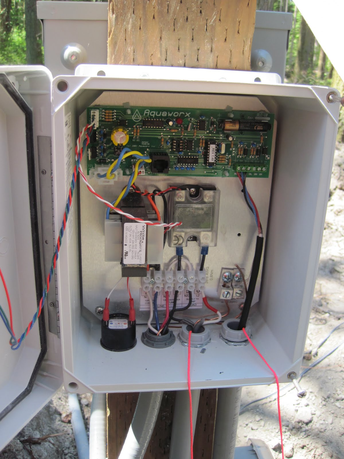septic pump alarm wiring septic image wiring diagram jay builds a house septic wiring 3 wiring on septic pump alarm wiring