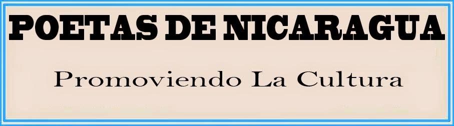 Poetas de Nicaragua