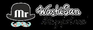 Casita decorada para los washi tapes
