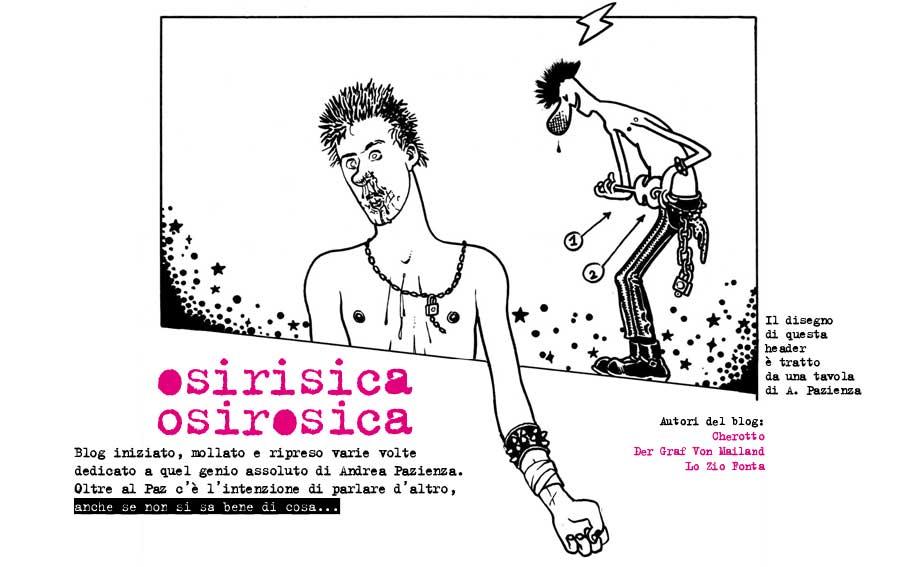 OsirisicaOsirosica
